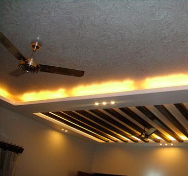 Фото навесного потолка 4