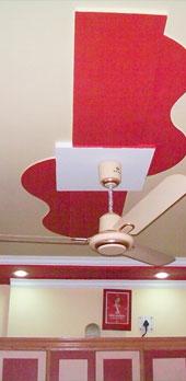 Фото навесного потолка 3