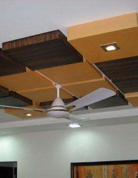 Фото навесного потолка 2